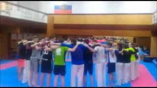 Подготовка к Первенству России - 2016