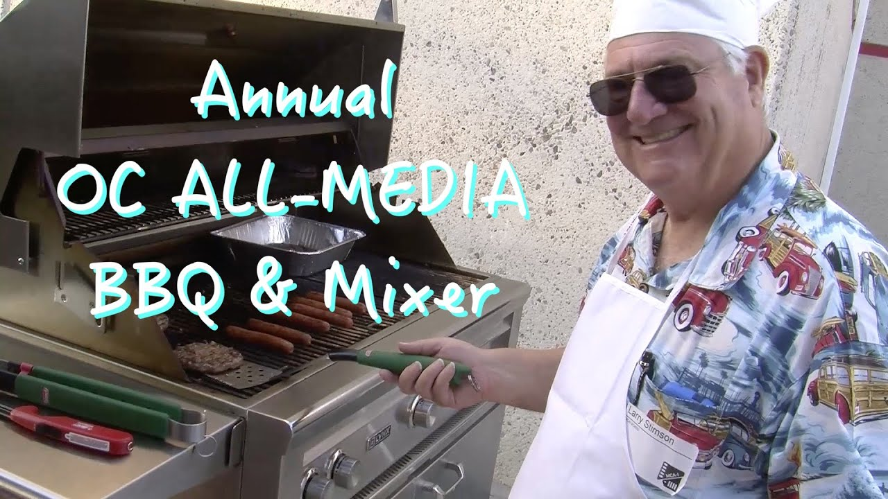 OC All Media BBQ & Mixer'16