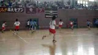 2007年5月3日(木)ハンドボール女子試合