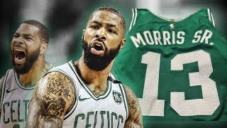 Inspirational Story Why Marcus Morris Changed His Name to Marcus Morris SR.