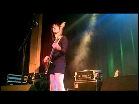 Dani Wilde, Samantha Fish, Victoria Smith BluesCaravan In Rankweil 27.3.2012