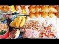 Banh Mi Vietnamese Sandwich - Amazing Street Food Tour Saigon