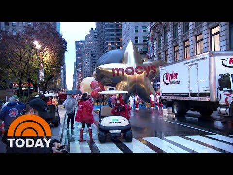 NY Police Commissioner: Watch The Thanksgiving Parade From Home | TODAY