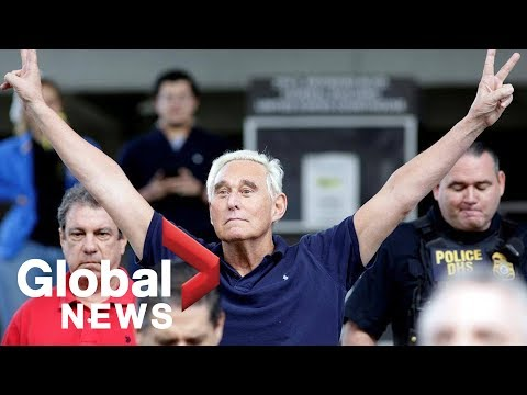 Roger Stone: I intend to plead not guilty