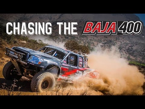 Toyota Tacoma Transmission Broke In The Mexican Dessert | 2 Hour Fix! | Baja California Race