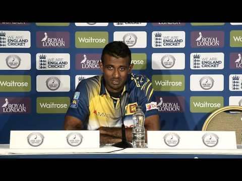 Sri Lanka v England 1st ODI, Post match Press Conference - Farveez Maharoof