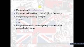 Contoh Essay In English Megancoxministries Com
