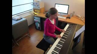 Do re mi, Sound of Music, Easy piano