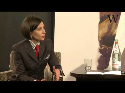Donna Tartt discusses The Goldfinch