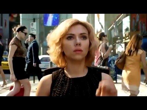 Scarlett Johansson's Lucy Time Travel Scene