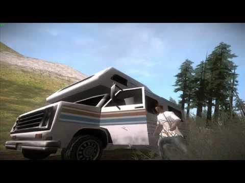 GTA SA - Journey Mod