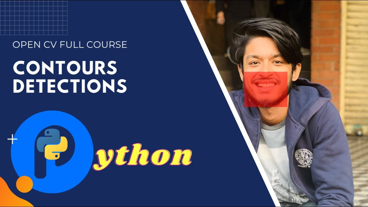 Contours Detection   Object Detection   Hands-on Tutorial Open CV with Python