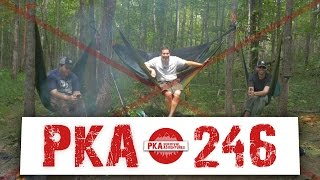 PKA 246 - Survival Trip Edition, Killing Chickens, Black Ops 3 and The Next Adventure!