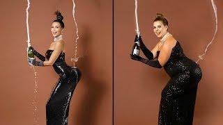 Recreating Iconic Celebrity Photos