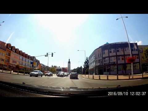 Driving in Slovakia (Senica - Sturovo) 182km