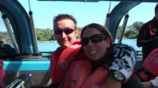 Niagara Whirlpool Jet Boat Tours 2009