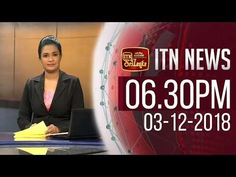 ITN News 2018-12-03 | 06.30 PM