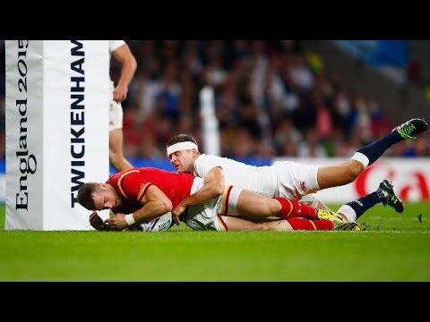 England v Wales - Match Highlights & Tries