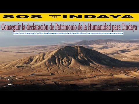 """"""" La Montaña de Tindaya , Patrimonio , Globalización y Especulación ."""