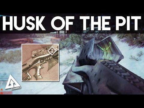 Destiny how to get husk of the pit necrochasm destiny gameplay