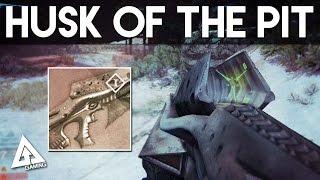 Destiny - How to get Husk of the Pit & Necrochasm | Destiny Gameplay