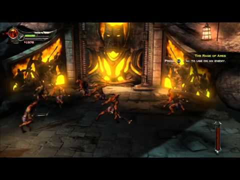 God Of War Ascension Gameplay Walkthrough Part 3 The Rage of Ares