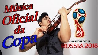 (2018 FIFA World Cup Russia) - Live It Up - Nicky Jam feat. Will Smith & Era Istrefi  (Violin Cover)