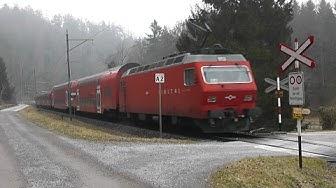 Bahn-Signalpfiff als Musik