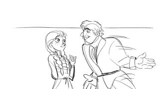 Download lagu Frozen 2 - Get This Right storyboard (fanmade)