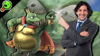 Inside the Mind of a King K Rool Player