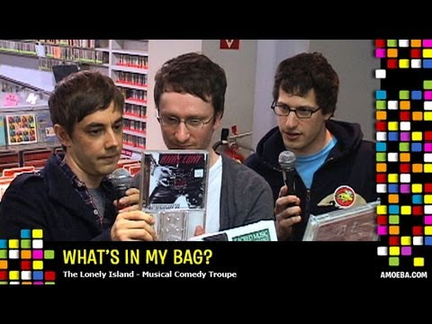 The Lonely Island - What's In My Bag?