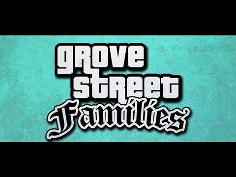 GROVE STREET FAMILIES - OCHC FEST 2 - 18/6/16