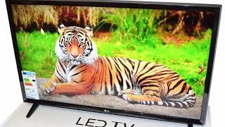 Отзыв от заботливых детей на телевизор LG 32LJ510U 32 дюйма подарок для пожилых родителей