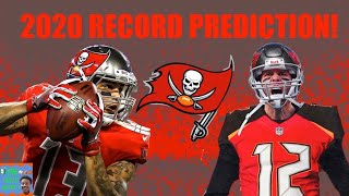 Tampa Bay Buccaneers 2020 Team Preview! How Many Games Will The Tampa Bay Buccaneers Win In 2020?