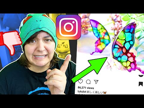 THAT WAS TERRIBLE! I Tried Following 3 Instagram DIY Crafts Hacks Tutorial