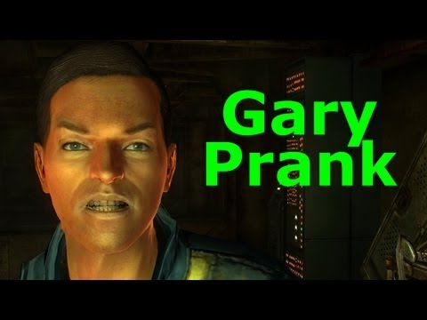 Gary Calls for Gary - Fallout 3 Prank Call