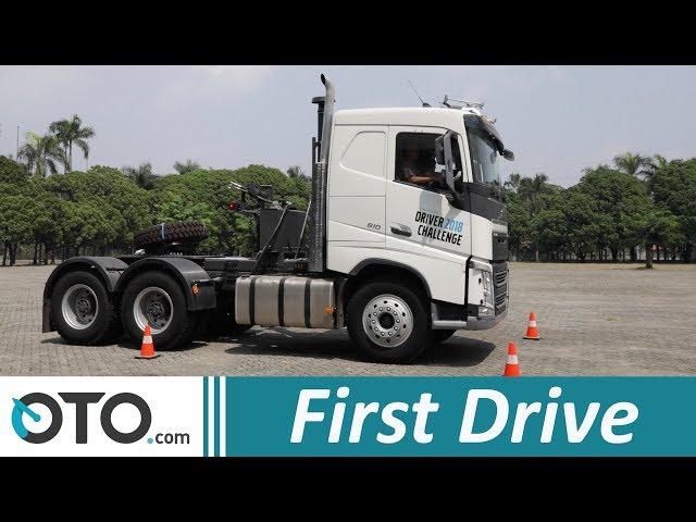 2018 Volvo Truck >> Volvo Trucks Mencari Pengemudi Truk Terbaik Dari Indonesia Oto