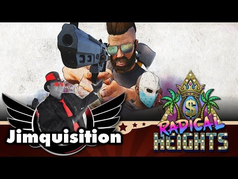 A Frustrated Post-Mortem Of Lawbreakers, Radical Heights, And The Culling (The Jimquisition)