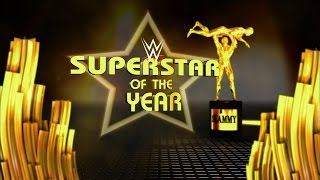 "2014 WWE Slammy Awards - ""Superstar of the Year"""