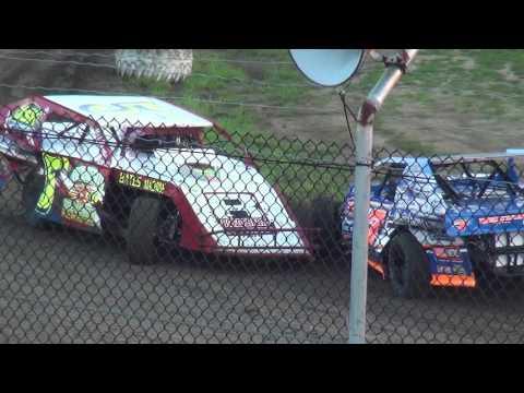 IMCA Modified Heats 34 Raceway 7/23/16