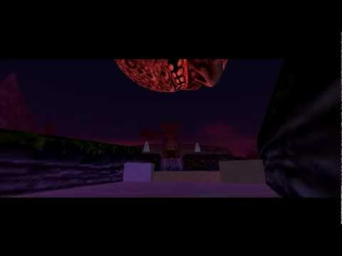 Legend of Zelda : Majora's Mask - Alternate Clock Tower opening scene