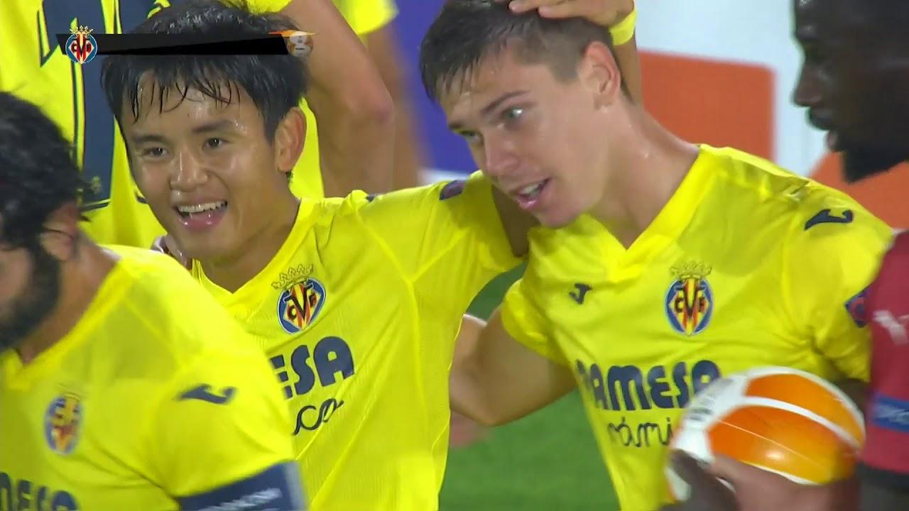 Europa League | Villarreal v Sivasspor | Highlights