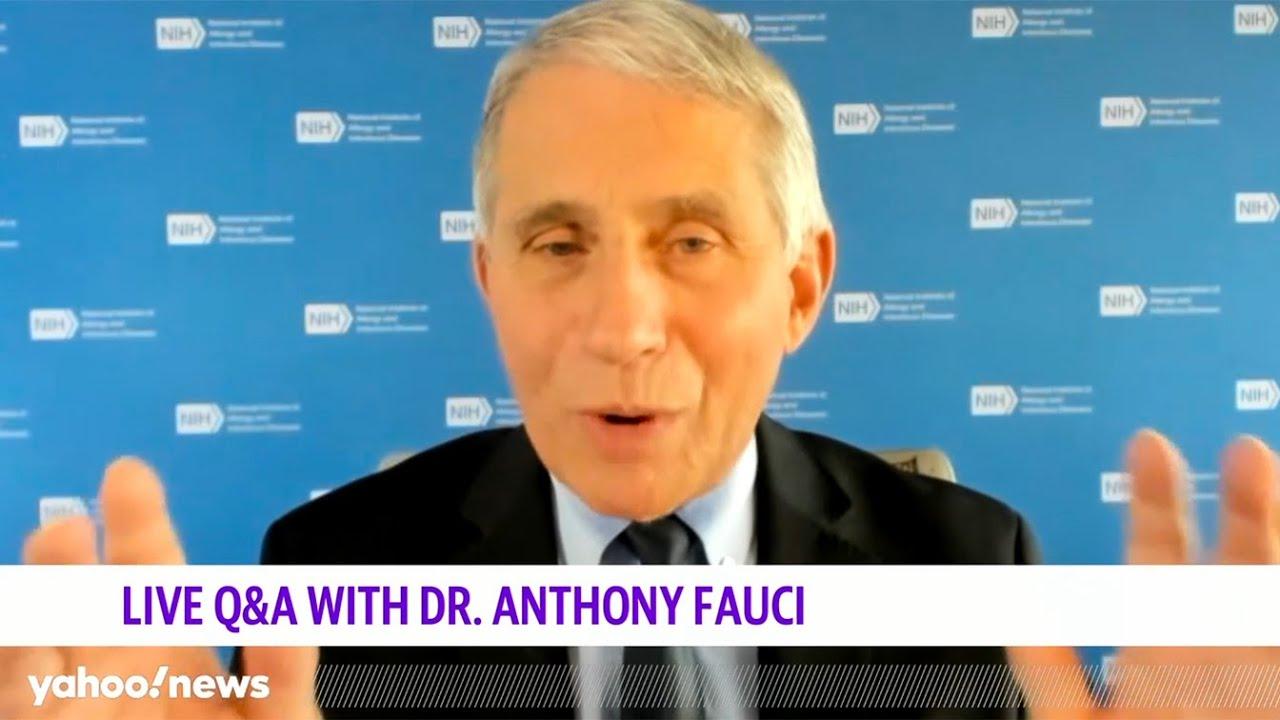 How Anthony Fauci Got Through the 'Bullshit'