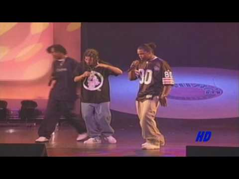 Bone Thugs @ '95 Source Awards - Best Ever Quality (HD)