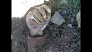 حوران جاسم 12/7/2012العثور على جثة مجهولة الهوية