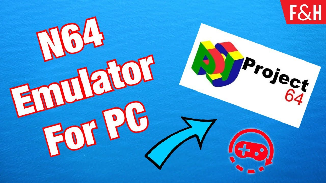 how to get nintendo 64 games on pc