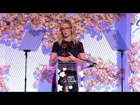 Emily Blunt  Full Power of Women Speech