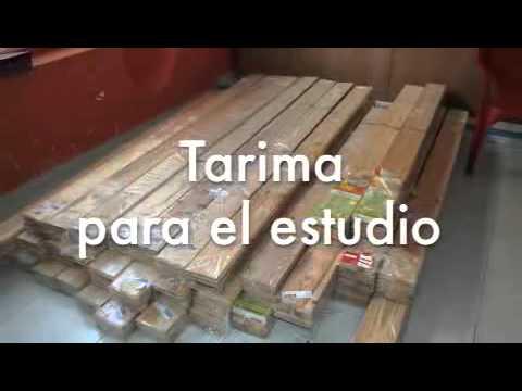 Como construir un estudio de grabacion profesional youtube for Como hacer una puerta de madera