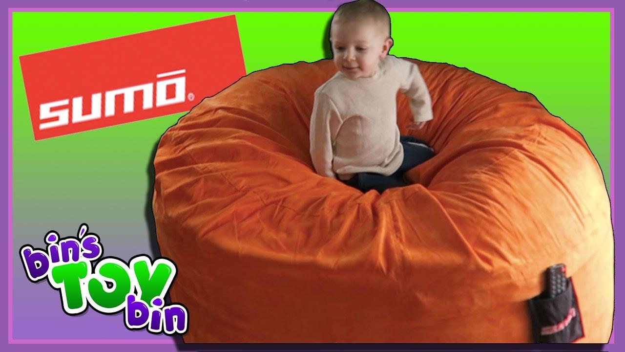 super soft super comfortable sultan sumo lounge bean bag chair by