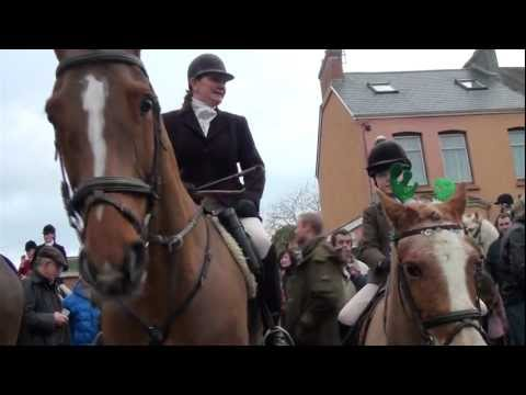 tiverton foxhounds boxing day meet 2012